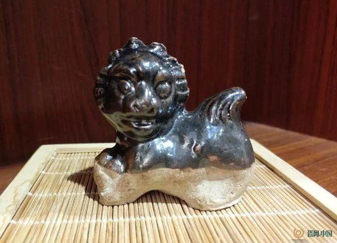 金鱼狮猫_古代陶瓷哨的演变